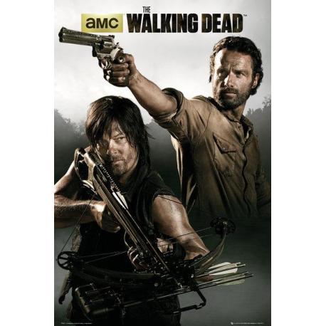 Poster Walking Dead Banner