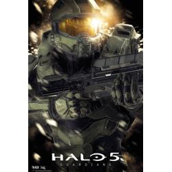 Poster Halo 5 Master Chief