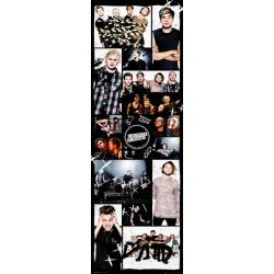 Poster puerta 5 seconds of summer
