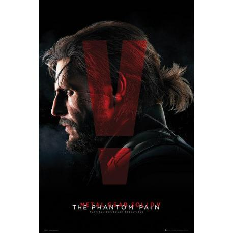 Poster Metal Gear Solid V