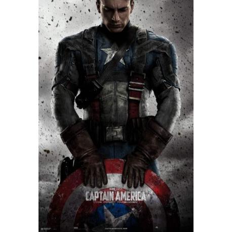 Poster Marvel Capitan America