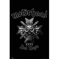 Poster de Música Motorhead bad magic