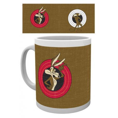 Taza Looney Tunes Coyote