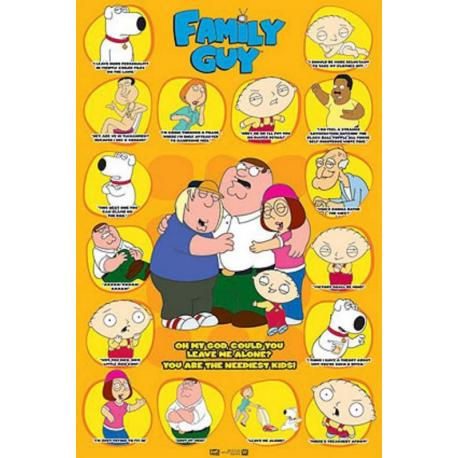 Poster Padre de Familia