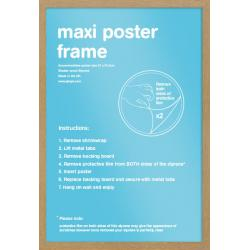 Marco Maxi Poster Roble 61 x 91.5cm