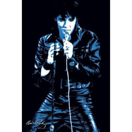 Poster Elvis Presley