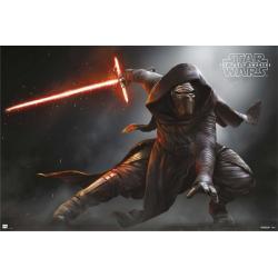 Poster Star Wars Kylo Ren 2