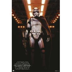 Poster Star Wars Capitan Phasma