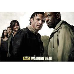 Poster Walking Dead Temporada 6