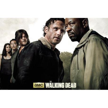 Poster Walking Dead Temporada 6