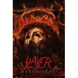 Poster Slayer repentless