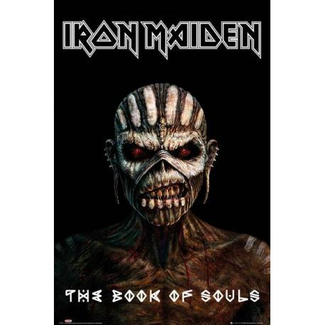 Poster Iron Maiden the book of souls