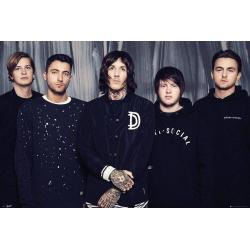 Poster Bring me the Horizon Umbrella
