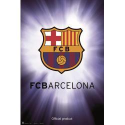 Poster F.C. Barcelona Escudo