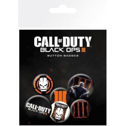 Pack de chapas Call of duty Black Ops 3 Mix