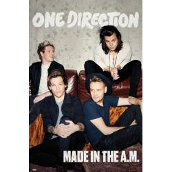 Poster One Direction Made in the AM