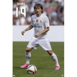 Poster Real Madrid Modric 2015/2016