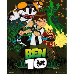 Miniposter Ben 10