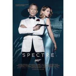 Poster James Bond Spectre teaser
