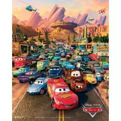 Mini Poster Cars