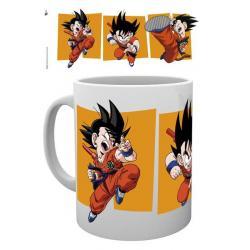 Taza Goku patada
