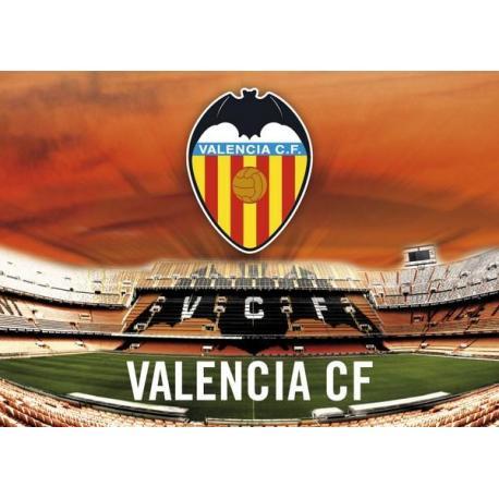 Postal Valencia Cf - Estadio De Mestalla Gr