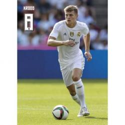 Postal Real Madrid 2015/2016 Kroos Accion