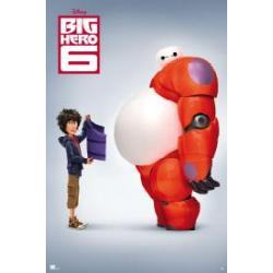 Poster Big Hero 6-Hfe