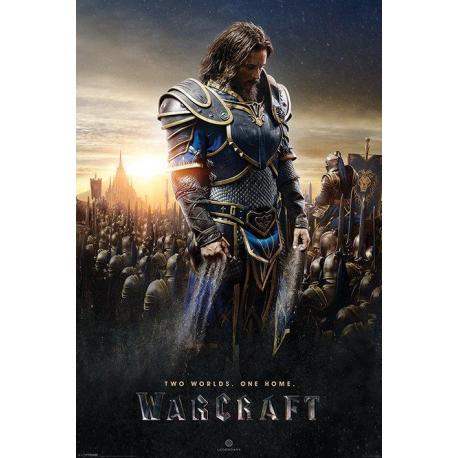 Poster Warcraft Lothar