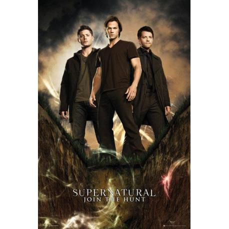 Poster Supernatural Grupo