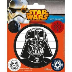 Pack de pegatinas de vinilo Star Wars Empire