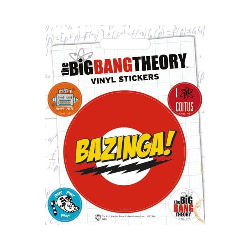 Disfruta del nuevo pack de pegatinas de vinilo big bang for Pegatinas de vinilo