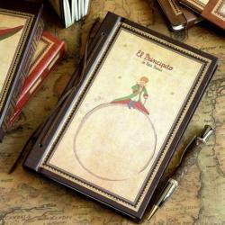 Tarjetero album El principito