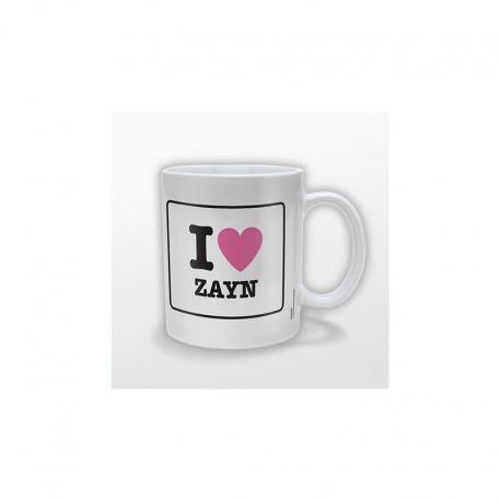 Taza I love Zayn