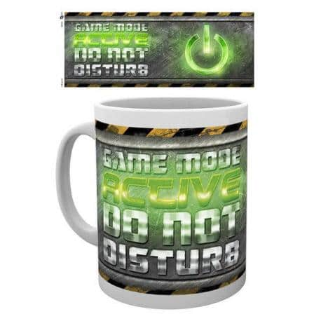 Taza Gaming modo on