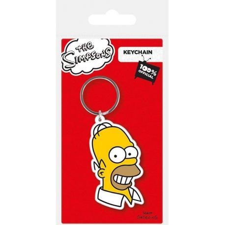 Llavero los Simpsons Homer