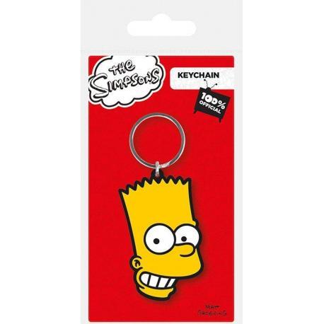Llavero los Simpsons Bart