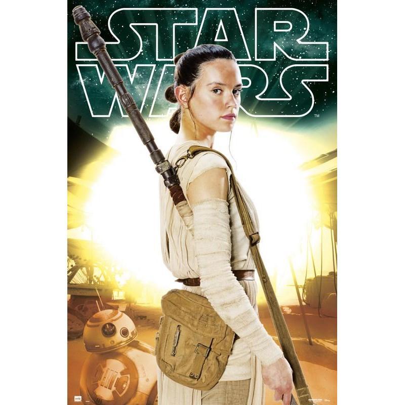 Star Wars 7 Rey Nackt
