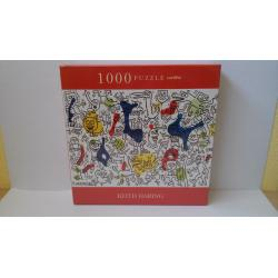 Puzzle 1000 Piezas Haring: Untitled (Jouets