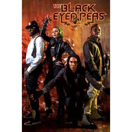 Poster Black Eyed Peas Bom Bom Pow