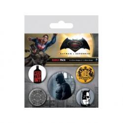 Pack de Chapas Batman V Superman (Batman)