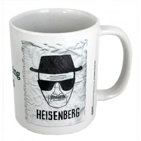 Taza Breaking Bad- Se busca Heisenberg