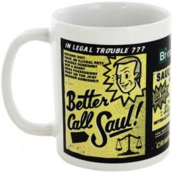 Taza Breaking Bad- Mejor llama a Saul