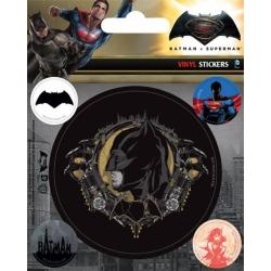 Pegatina Vinilo- Batman V Superman (Batman)