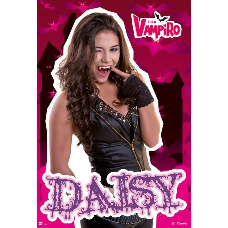 Poster Chica Vampiro Daisy Vampiro - Nosoloposters.com