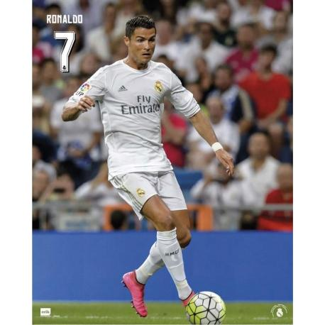 Mini Poster Real Madrid 2015/2016 Ronaldo