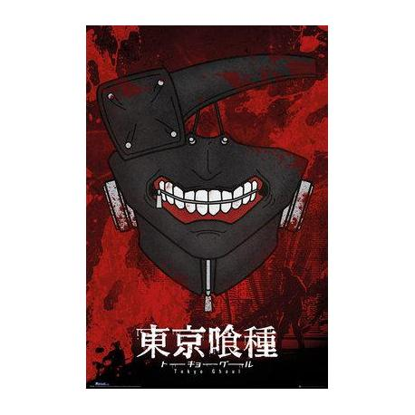 Poster Tokyo Ghoul Mascara