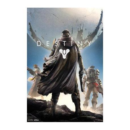 Poster Gamer Destiny Key Art
