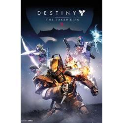 Poster Destiny Taken King
