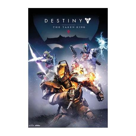 Poster Destiny Taken King